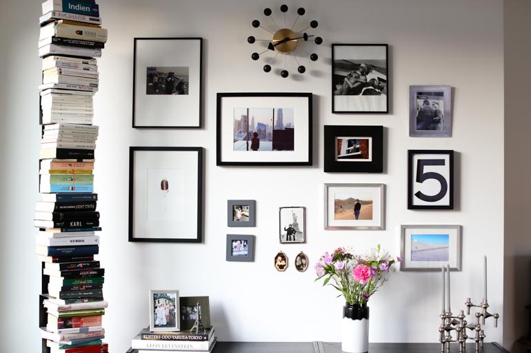 bilderwand update mit canon style shiver. Black Bedroom Furniture Sets. Home Design Ideas