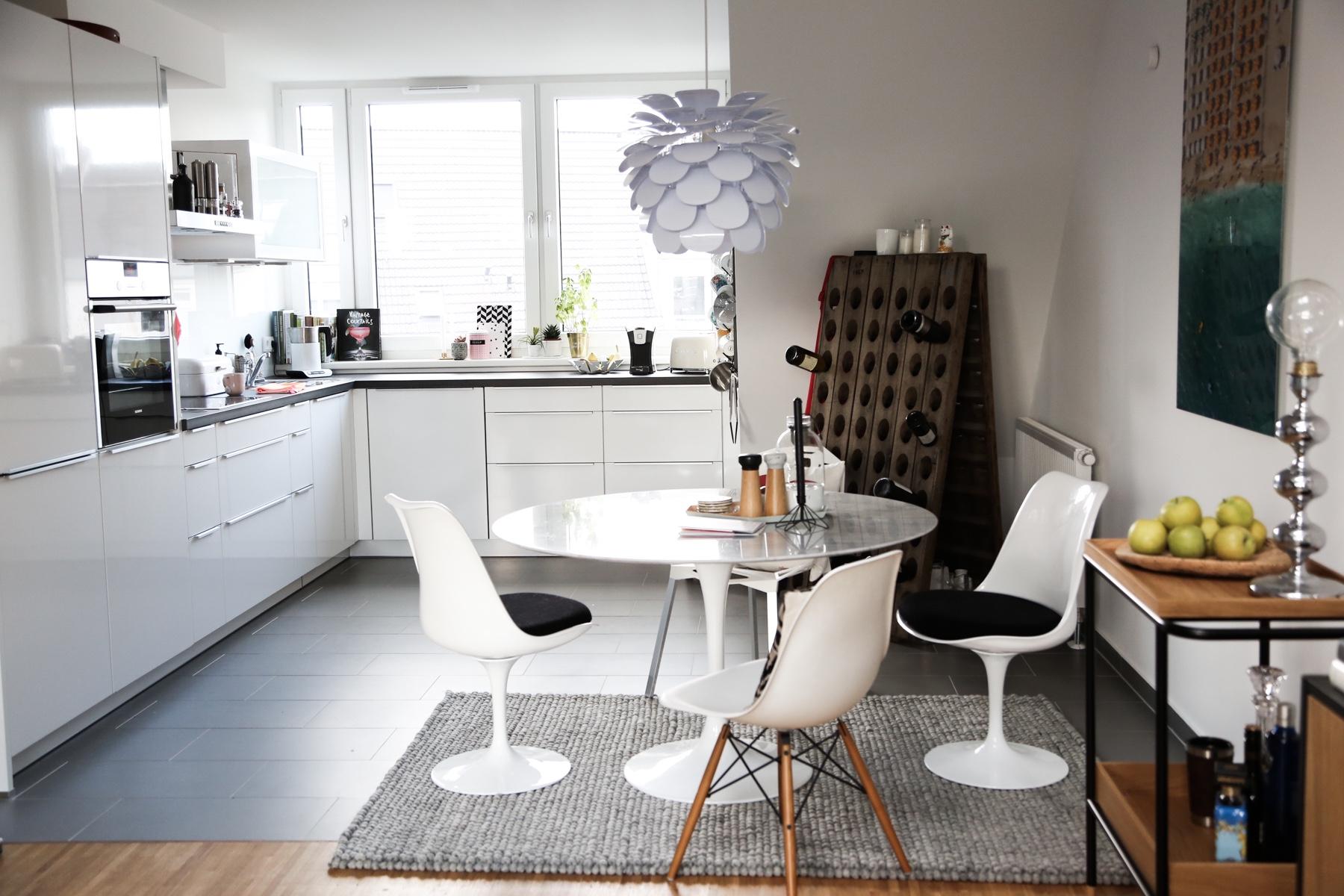 inspiration wohnen: die neue maisonettewohnung - style shiver - Wohnung Style Einrichtung