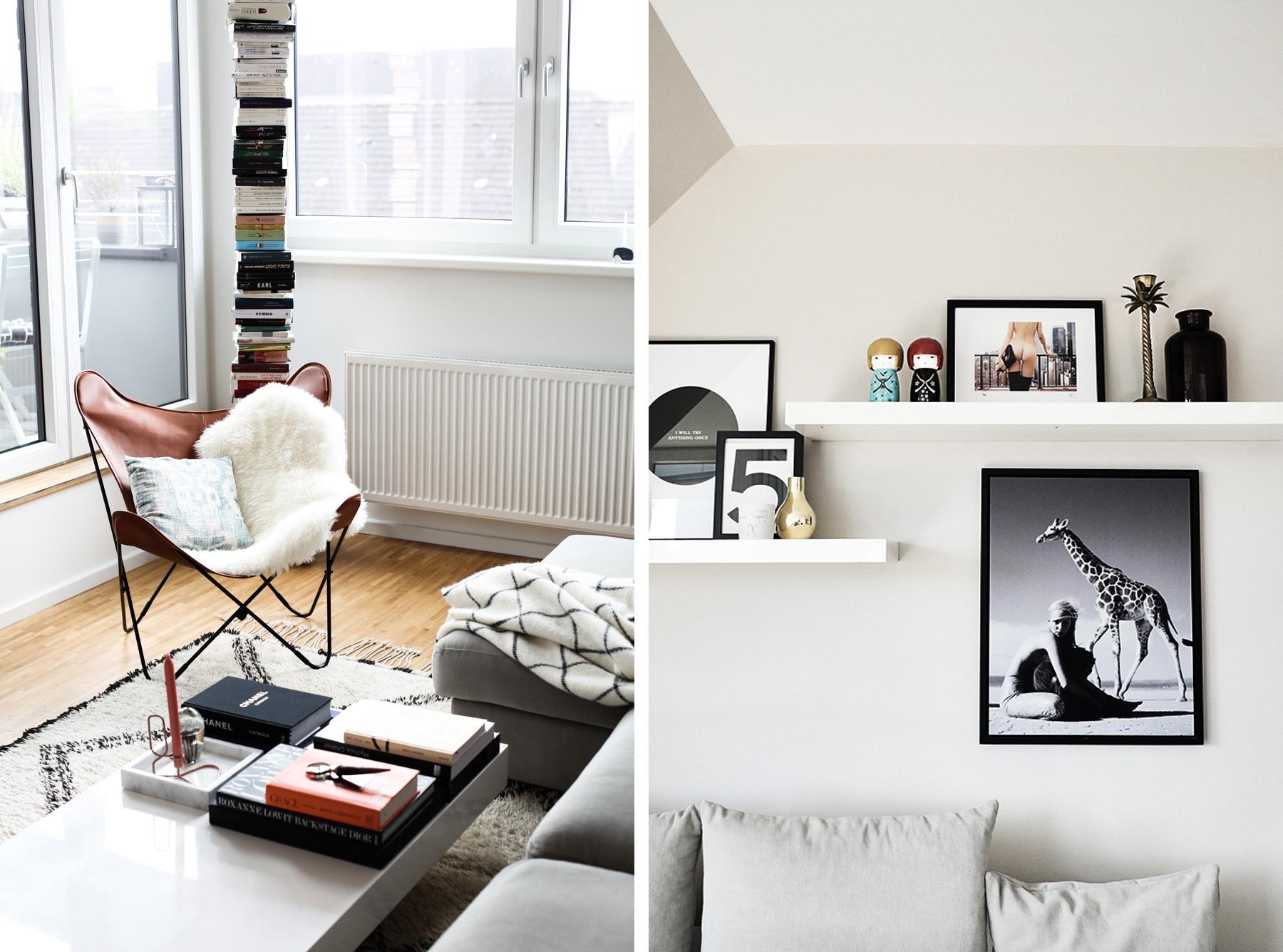 Style Shiver Interior Inspiration Wohnen Die Neue Maisonettewohnung