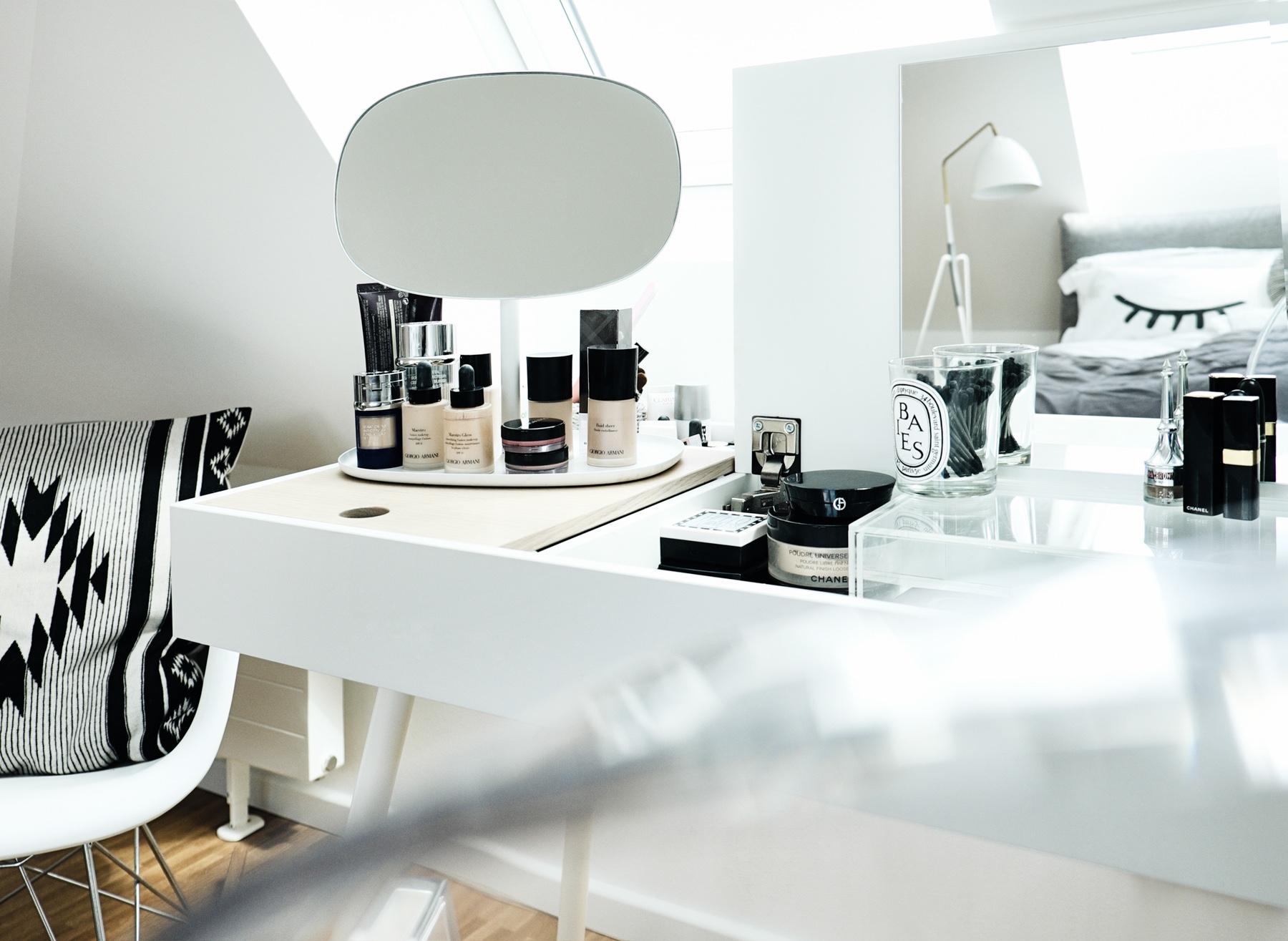 inspiration wohnen: die neue maisonettewohnung - style shiver, Gartengerate ideen