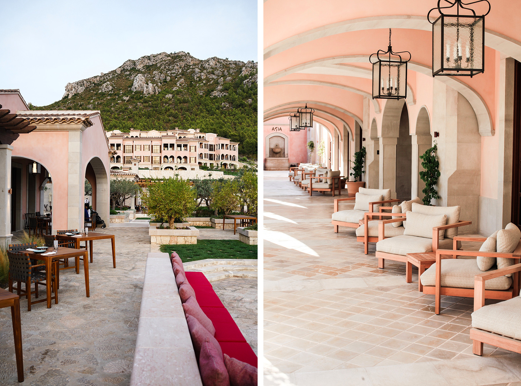 Hotel review park hyatt mallorca style shiver for Style hotel mallorca