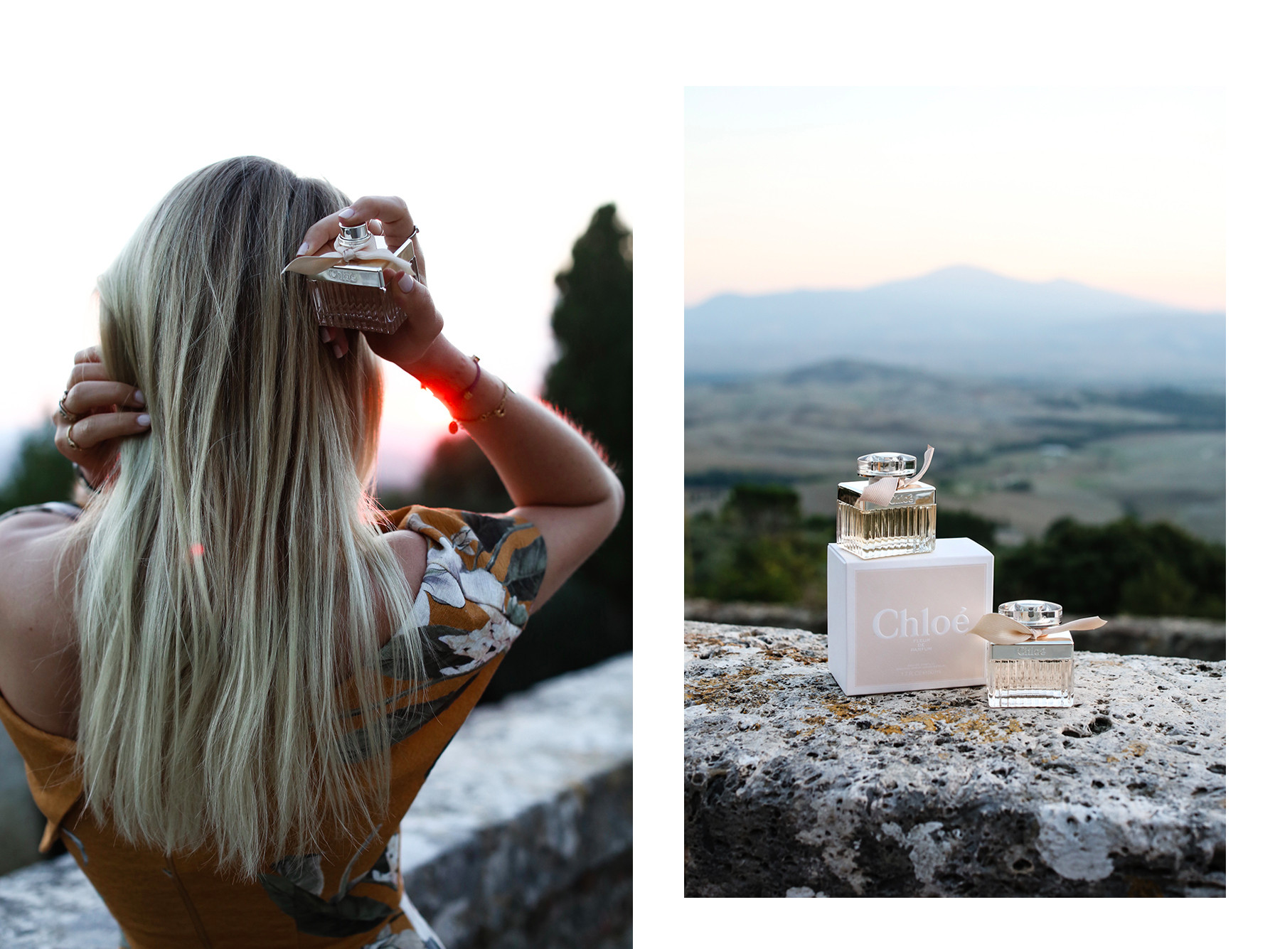 La Vie En Roses With Chloé Fleur De Parfum Style Shiver