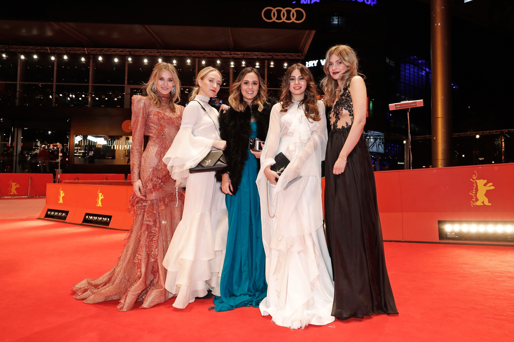'Wild Mouse' Premiere - Audi At The 67th Berlinale International Film Festival