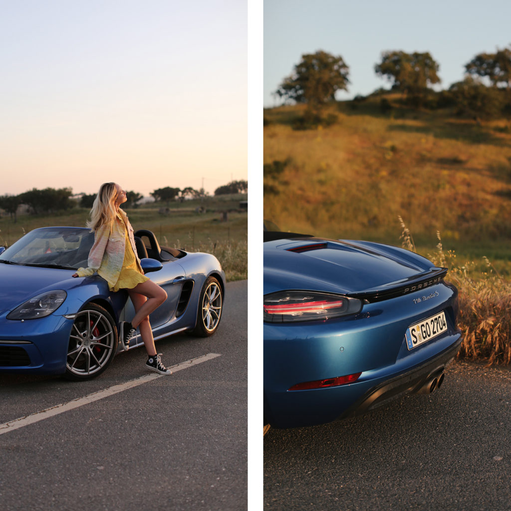 Travel Diary | Road Trip durch Portugal mit Porsche