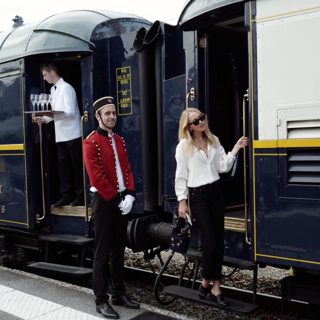 Les Eaux de Chanel | Deauville mit dem Orient-Express