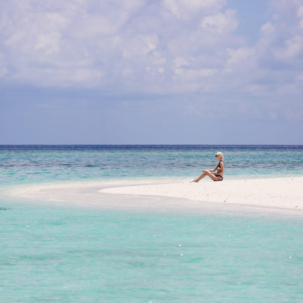 Maldives Travel Diary | Amilla Fushi