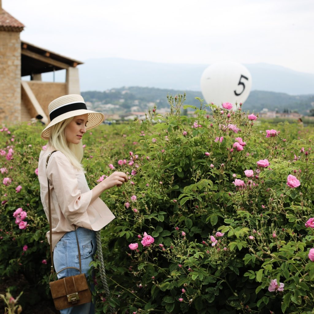 #NewChanel5 | What I did with CHANEL in Grasse