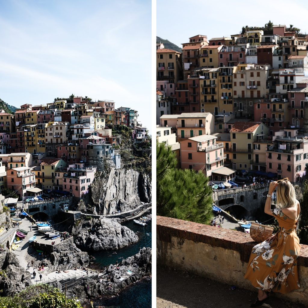 Italy Road Trip x BMW Germany Part II - The Cinque Terre
