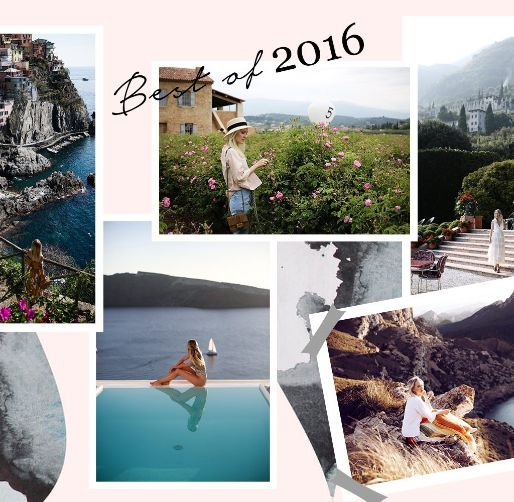 Thank you, 2016 | Personal Highlights & Oufits
